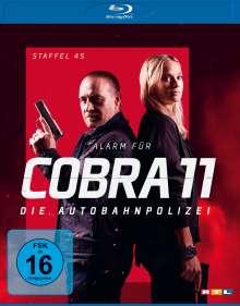 Alarm für Cobra 11 Staffel 45 (Blu-ray), Blu-ray Disc