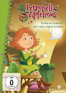 Petronella Apfelmus DVD 2: Das Band der Freundschaft, DVD