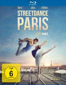 StreetDance: Paris (Blu-ray), Blu-ray Disc