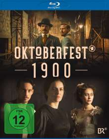 Oktoberfest 1900 (Blu-ray), 2 Blu-ray Discs