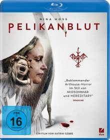 Pelikanblut (Blu-ray), Blu-ray Disc