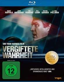 Vergiftete Wahrheit (Blu-ray), Blu-ray Disc