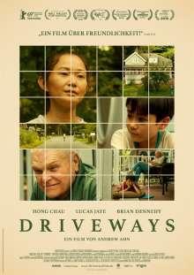 Driveways, DVD