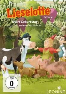 Lieselotte DVD 3: Lieselotte feiert Geburtstag, DVD