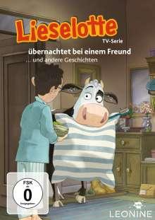 Lieselotte DVD 4: Lieselotte übernachtet bei einem Freund, DVD