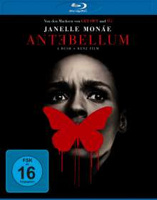 Antebellum (Blu-ray), Blu-ray Disc