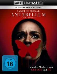 Antebellum (Ultra HD Blu-ray & Blu-ray), 1 Ultra HD Blu-ray und 1 Blu-ray Disc