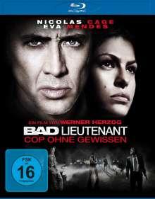 Bad Lieutenant - Cop ohne Gewissen (2009) (Blu-ray), Blu-ray Disc