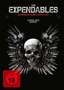 The Expendables, DVD