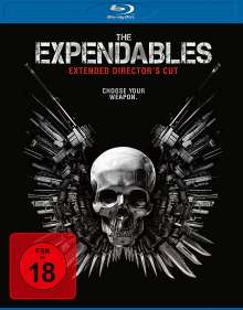 The Expendables (Blu-ray), Blu-ray Disc