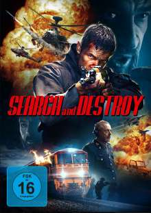 Search and Destroy, DVD