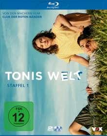 Tonis Welt Staffel 1 (Blu-ray), 2 Blu-ray Discs