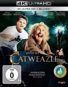 Catweazle (2021) (Ultra HD Blu-ray & Blu-ray), 1 Ultra HD Blu-ray und 1 Blu-ray Disc