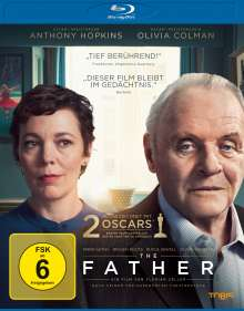 The Father (Blu-ray), Blu-ray Disc