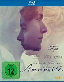 Ammonite (Blu-ray), Blu-ray Disc