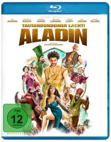 Aladin - Tausendundeiner lacht (Blu-ray), Blu-ray Disc