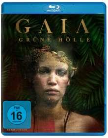 Gaia - Grüne Hölle (Blu-ray), Blu-ray Disc
