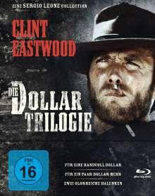 Die Dollar Trilogie (Blu-ray im Mediabook), 3 Blu-ray Discs