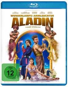 Aladin - Wunderlampe vs. Armleuchter (Blu-ray), Blu-ray Disc