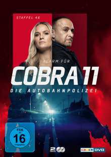 Alarm für Cobra 11 Staffel 46, 2 DVDs