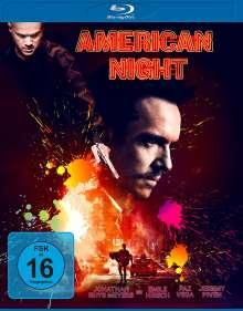 American Night (Blu-ray), Blu-ray Disc