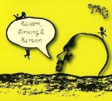 Jan Weis: Reason,Sinking & Remain, CD