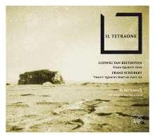 Ludwig van Beethoven (1770-1827): Klavierquartett op.16, CD