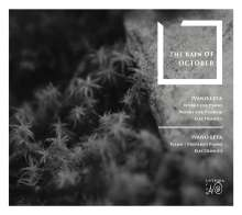 Ivano Leva (geb. 1975): The Rain of October, CD