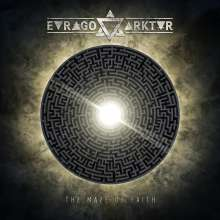 Eurago Arktur: The Maze of Faith, CD