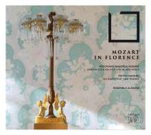 Wolfgang Amadeus Mozart (1756-1791): Duos für Violine & Viola KV 423 & 424, CD