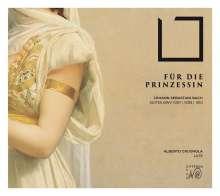 Johann Sebastian Bach (1685-1750): Lautenwerke BWV 1007,1008,1010, CD