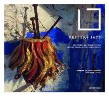 Giovanni Battista Vitali (1632-1692): Vespro Per San Contardo d'Este, 2 CDs