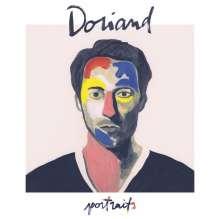 Doriand: Portraits, CD