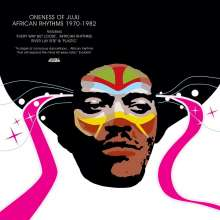 Oneness Of Juju: African Rhythms 1970 - 1982 (remastered), 3 LPs