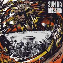 Sun Ra Arkestra: Swirling (Limited Edition) (Gold Vinyl), 2 LPs