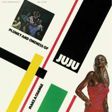Plunky & Oneness Of Juju: Make A Change (Definitive Edition), 2 LPs