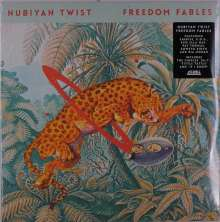 Nubiyan Twist: Freedom Fables (Limited Edition) (Green Vinyl), 2 LPs