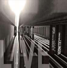 Christian Lillinger (geb. 1984): Open Form For Society Live, CD