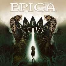 Epica: Omega Alive, 2 CDs