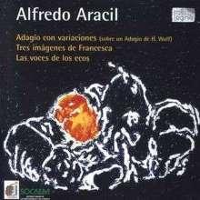 Alfredo Aracil (geb. 1954): 3 Imagenes de Francesca, CD