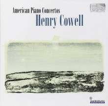 Henry Cowell (1897-1965): Klavierkonzert, CD