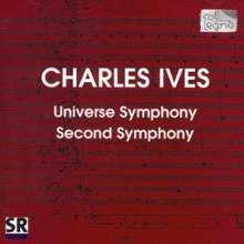 Charles Ives (1874-1954): Universe Symphony, CD