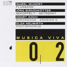 Musica Viva 2: Live Recordings, CD