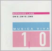 Bernhard Lang (geb. 1957): DW 8 für Orchester & Turntable, CD