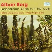 Alban Berg (1885-1935): 39 Jugendlieder, CD