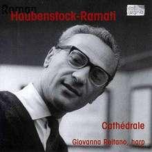 Roman Haubenstock-Ramati (1919-1994): Cathedrale für Harfe, CD