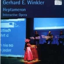 Gerhard E. Winkler (geb. 1959): Heptameron (interaktive Oper), CD