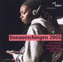 Donaueschinger Musiktage 2005 Vol.3, CD