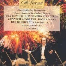 Ouvertüren zu Komischen Opern, CD