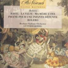 Maurice Ravel (1875-1937): Orchesterwerke, CD